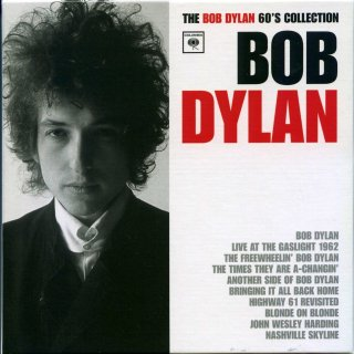The Bob Dylan 60s Collection
