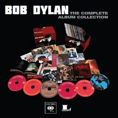 Bob Dylan Complete Columbia Albums Collection