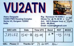 VU2ATN LowPower and Small ANT