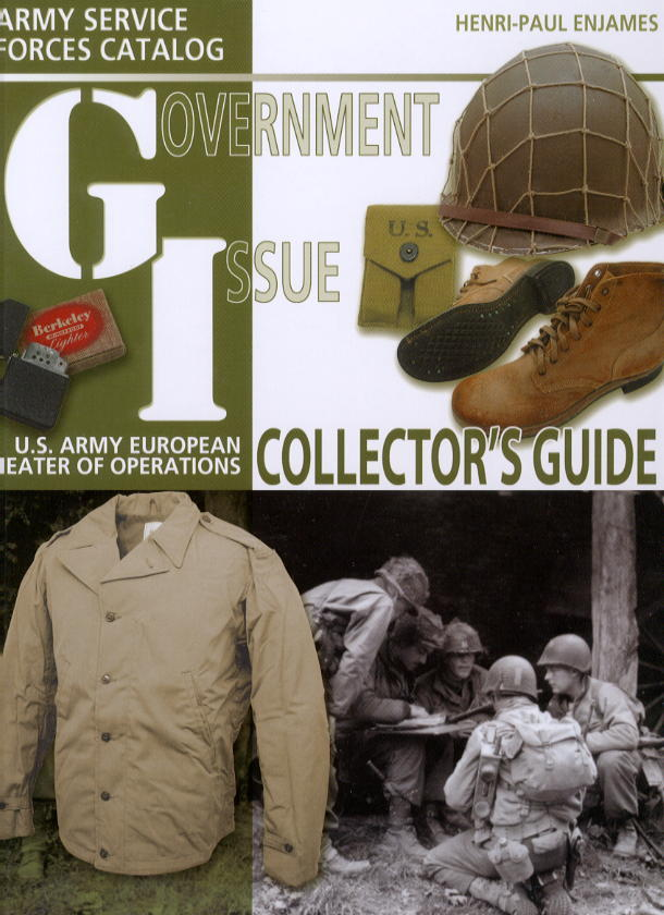 新着洋書:G.I COLLECTOR'S GUIDE