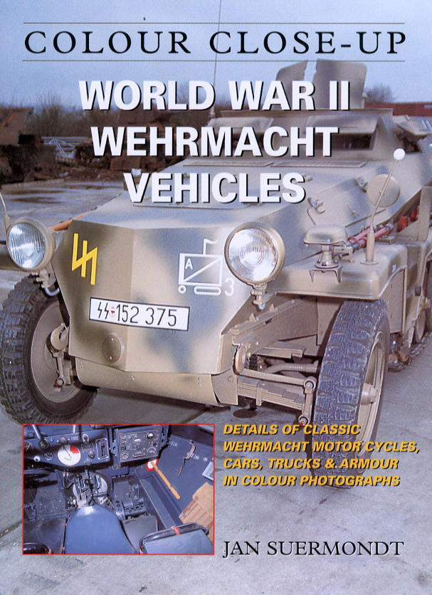新着洋書:WORLD WAR II WEHRMACHT VEHICLES