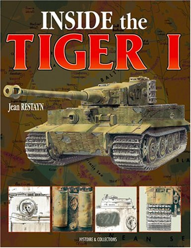 近刊洋書:Inside the TIGER I
