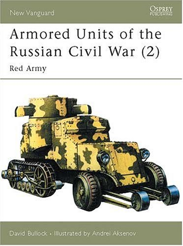 近刊洋書:Armored Units Of The Russian Civil War (2)