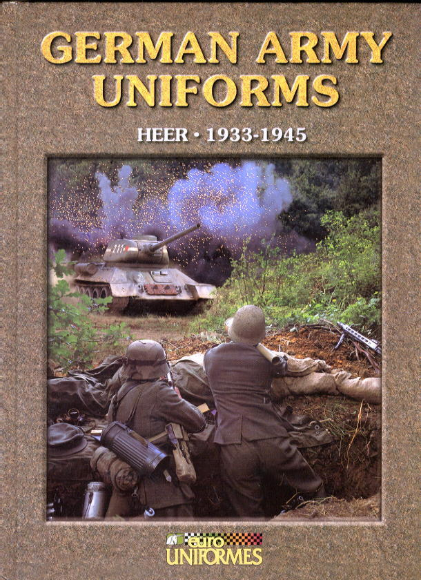 新着洋書:GERMAN ARMY UNIFORMS
