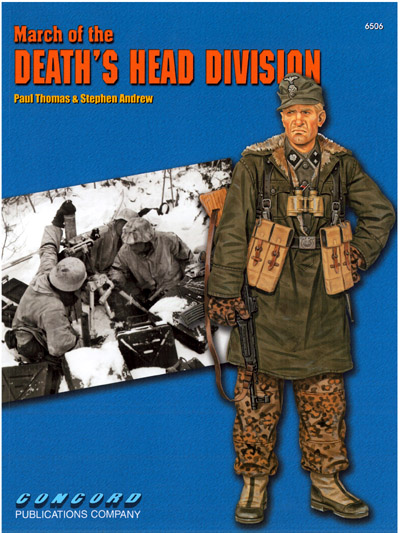 "近刊洋書:CONCORD  ""March of the Death's Head Division"""