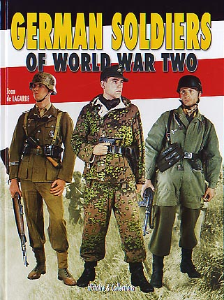 新刊洋書:German Soldiers Of World War Two