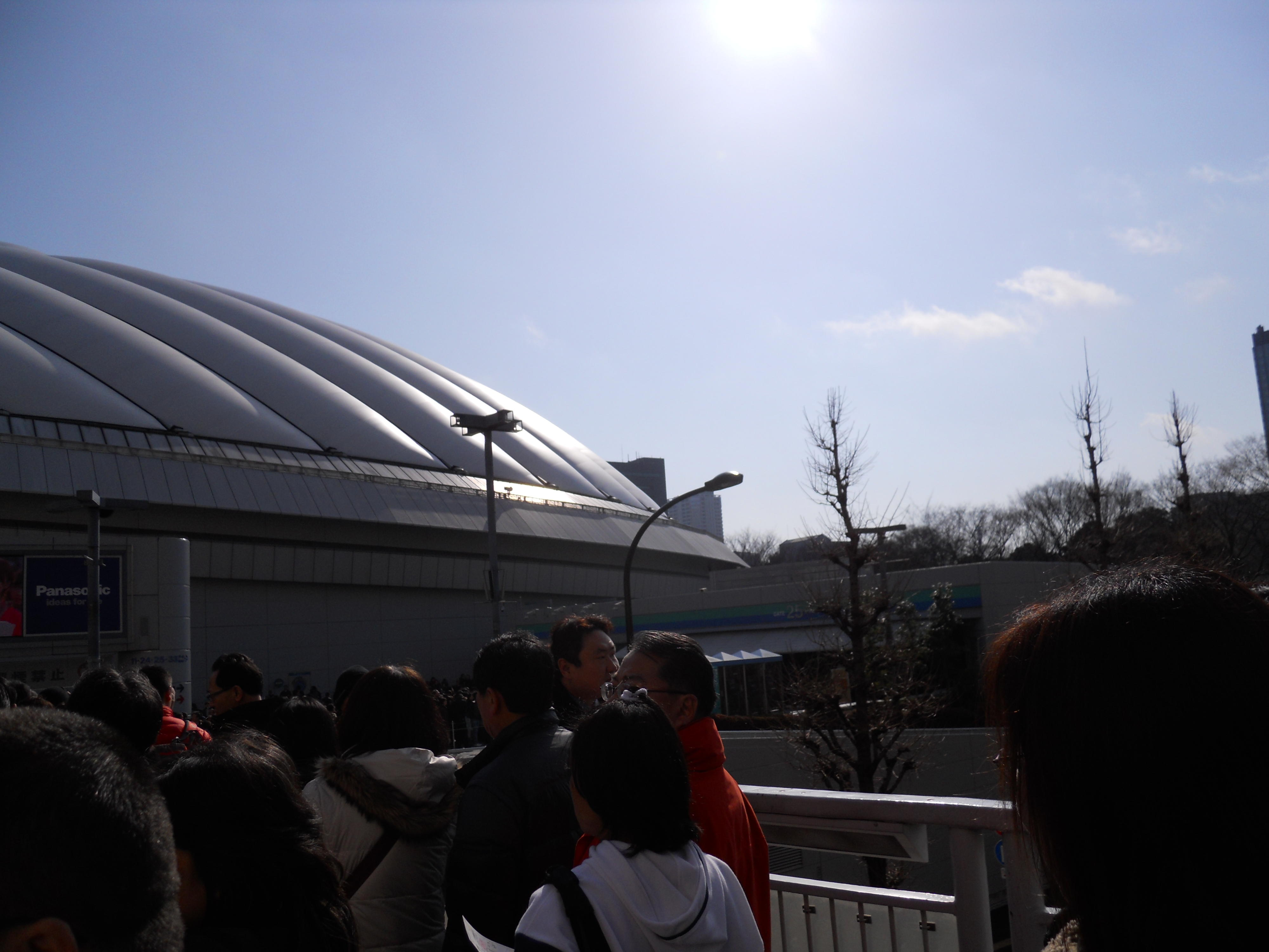 ALICE IN TOKYO DOME 〜明日への讃歌〜 レビューその1