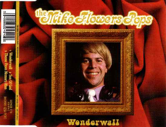 The Mike Flowers Pops 『Wonderwall』