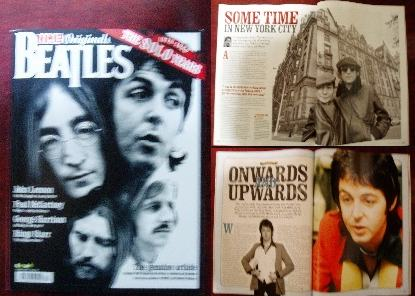 『NME Originals BEATLES 1970-1980 The Solo Years』