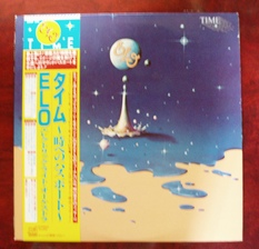 Electric Light Orchestra 『Time』