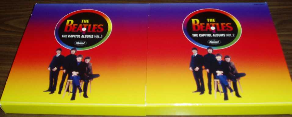 The Beatles 『The Capitol Albums Vol.2』