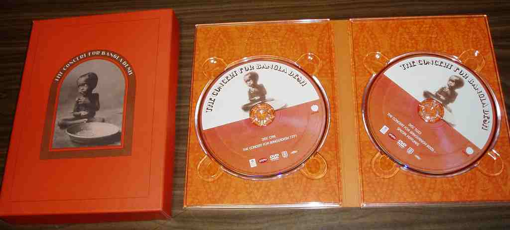 George Harrison 『The Concert For BanglaDesh』
