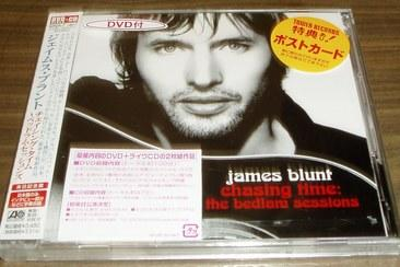 James Blunt 『Chasing Time: The Bedlam Sessions』