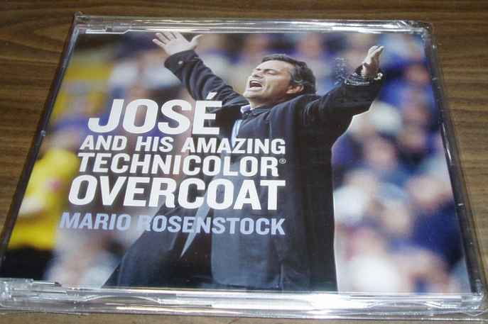 Mario Rosenstock 『Jose And His Amazing Technicolor Overcoat』