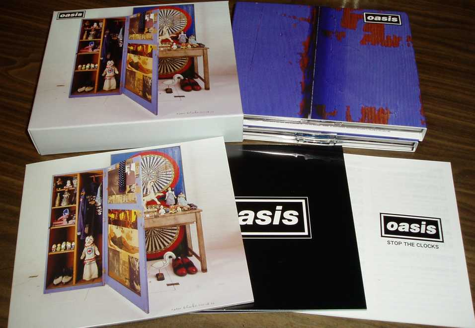 Oasis 『Stop The Clocks』