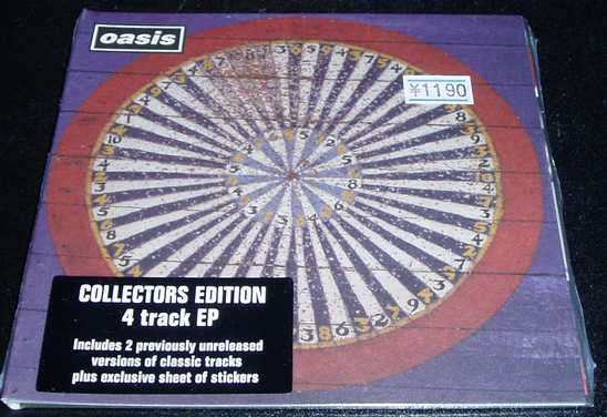 Oasis 『Stop The Clocks EP』