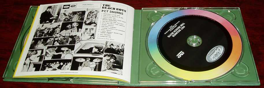 The Beach Boys 『Pet Sounds 40th Anniversary Edition』