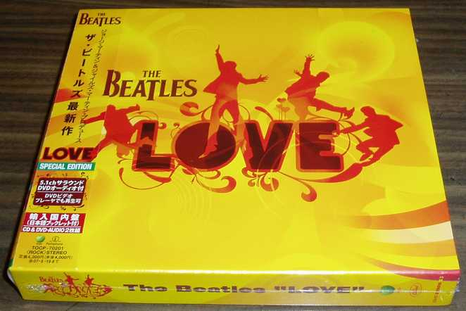 The Beatles 『Love』