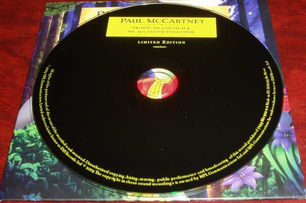Paul McCartney 『Tropic Island Hum』