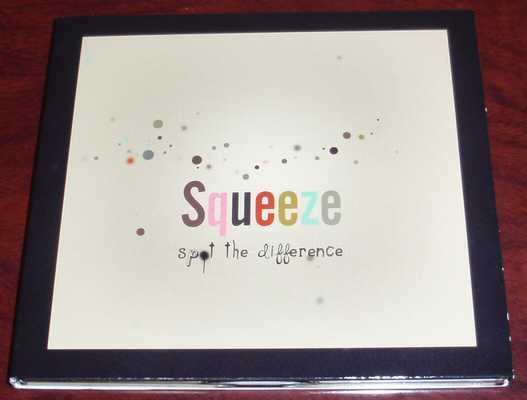 Squeeze 『Spot The Difference』