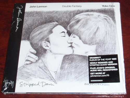 John & Yoko 『Double Fantasy Stripped Down』