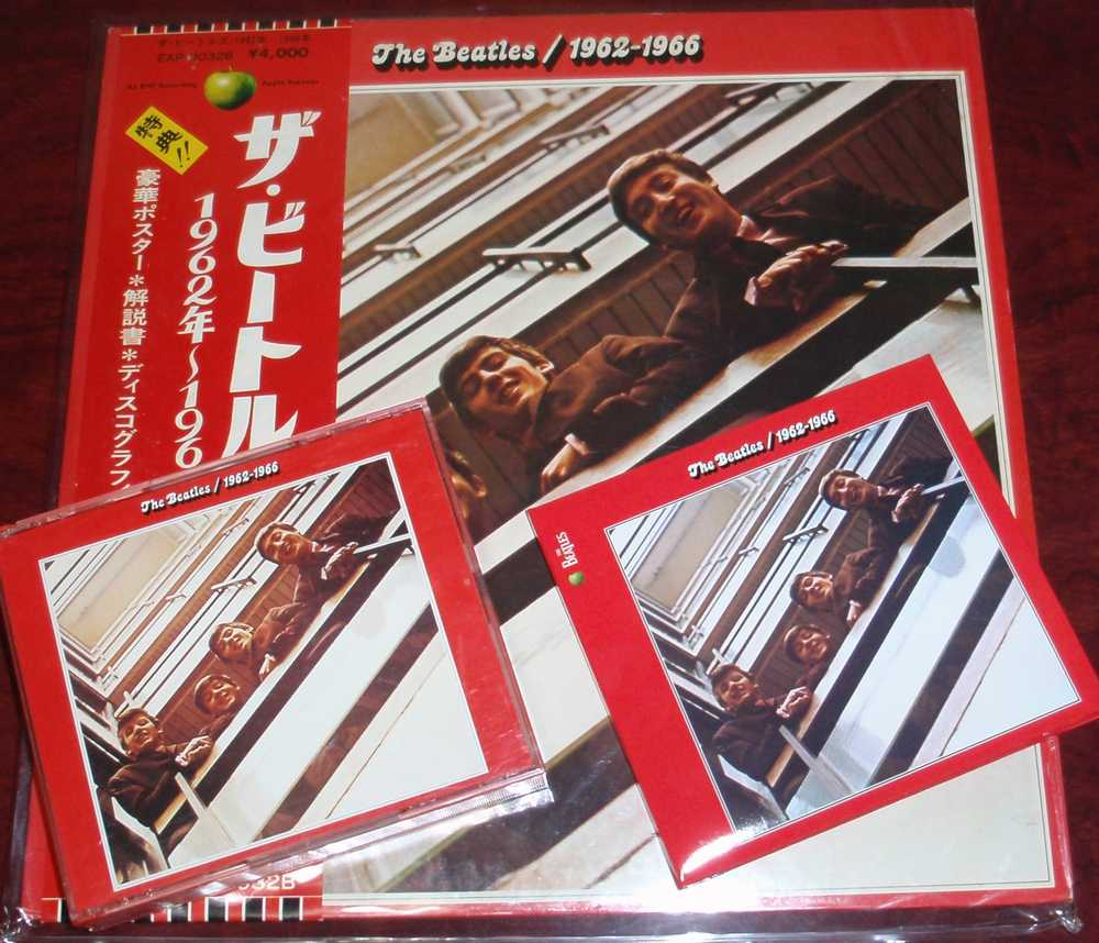 The Beatles 『The Red Albums』