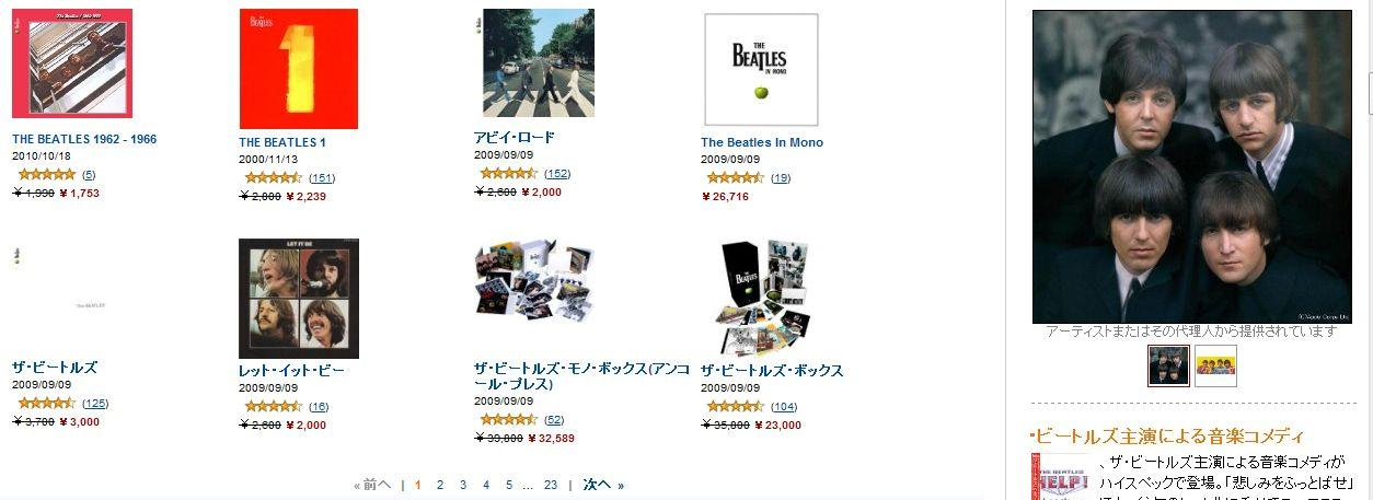 Beatle Amazon