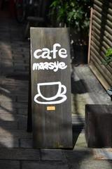 at cafe maasye (Motomachi, Kobe, Japan)