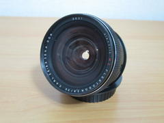 Carl Zeiss Jena MC Flektogon 20mm/f2.8 のオーバーインフ調整