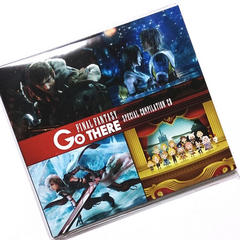 FINAL FANTASY GO THERE SPECIAL COMPILATION CD