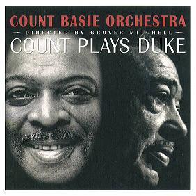 COUNT PLAYS DUKE / COUNT BASIE ORCHESTRA