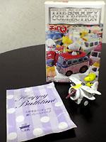 THE SNOOPY COLLECTION チョロQ