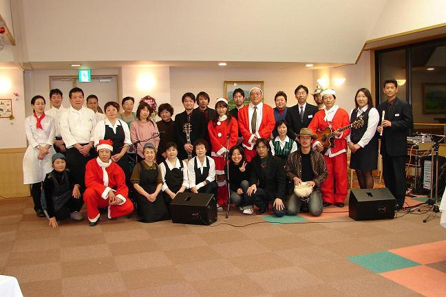 The Peace Makers Xmas Dinner Show In Kurohime