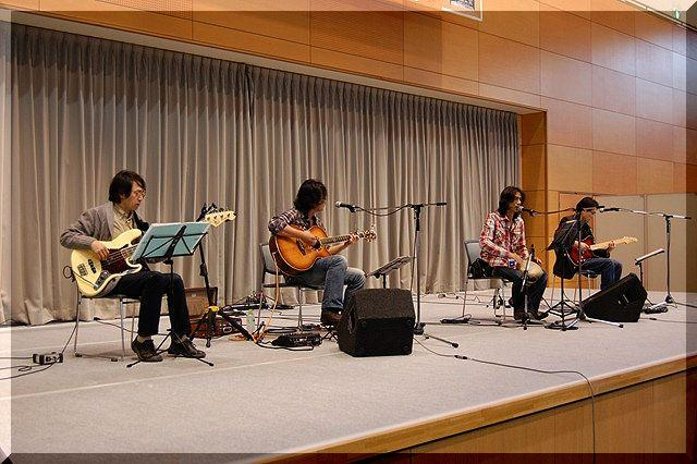 The Peace Makers Live at 中山道中津川菓子まつり