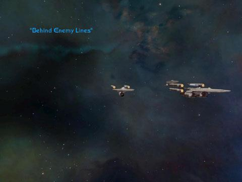 "STAR TREK: LEGACY ""Behind Enemy Lines"" キャンペーン7"