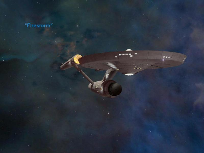 "STAR TREK: LEGACY ""Firestorm"" キャンペーン8"