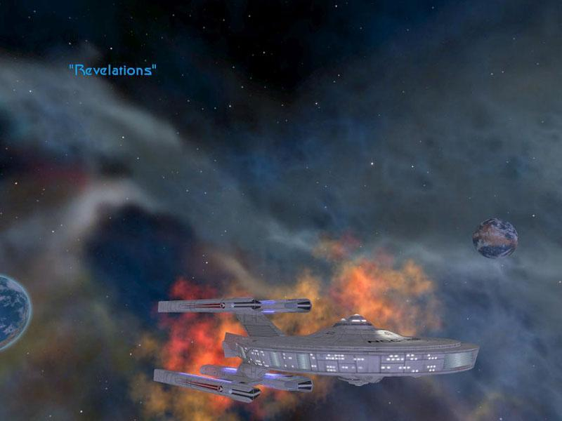 "STAR TREK: LEGACY ""Revelations"" キャンペーン11"