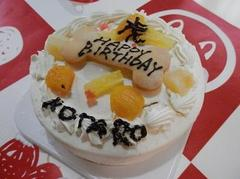7回目のHappy Birthday(*^_^*)