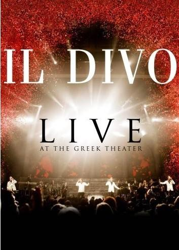 Live at the Greek(DVD) IL DIVO