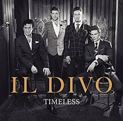 IL DIVO 「TIMELESS」&コンサートin 大阪