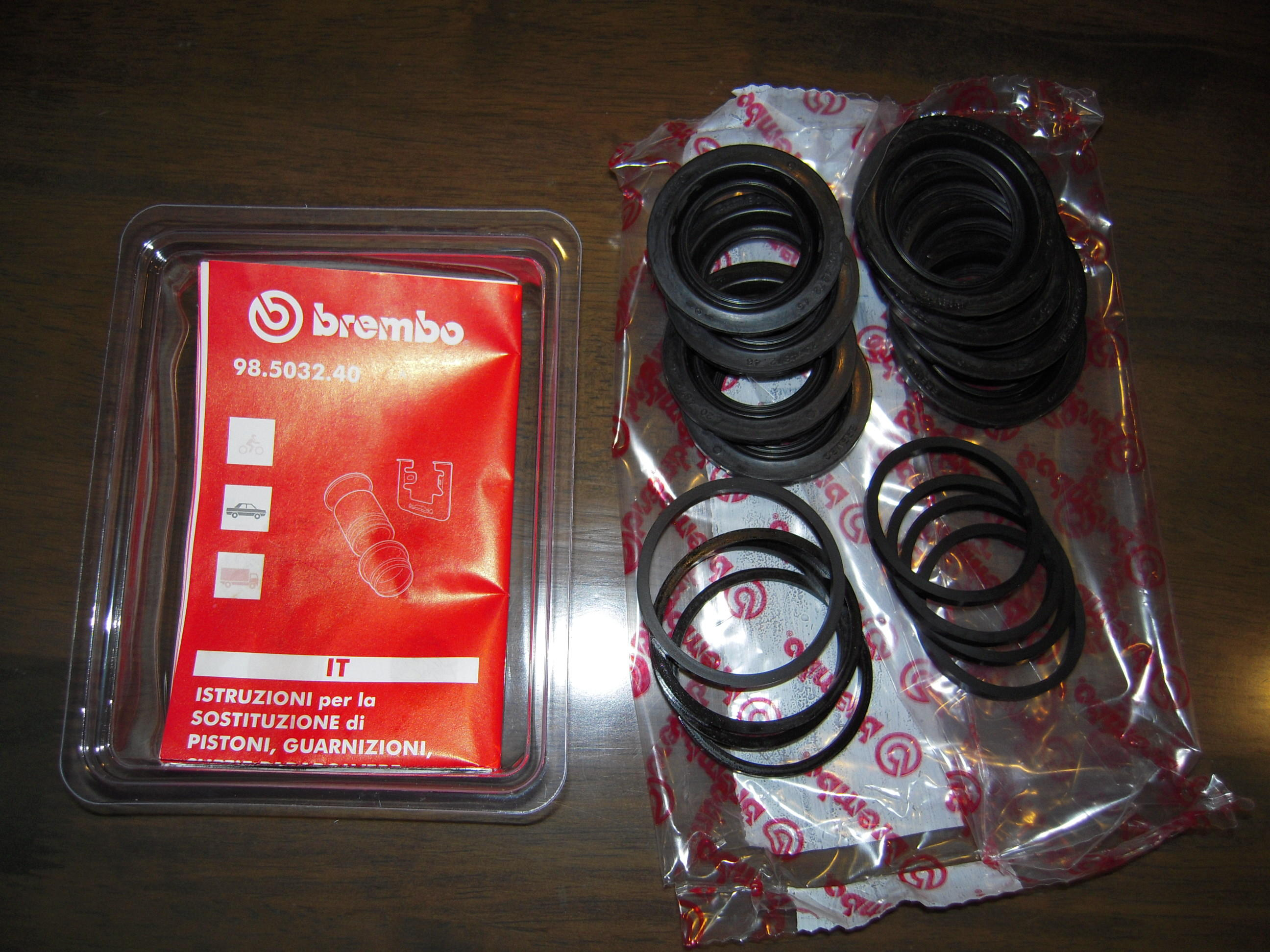 brembo SEAL KIT(F)