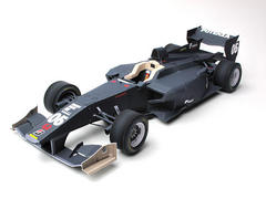 [ペーパークラフト]1/20 SUPER FORMULA Dallara SF14