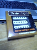 fender custom shop 「texas special 」(ピックアップ)