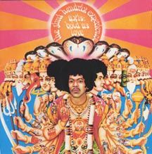 The Jimi Hendrix Experience 「Axis: Bold As Love」