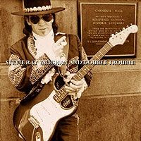 Stevie Ray Vaughan「live at carnegie hall」 (1997)