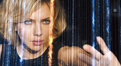 『LUCY/ルーシー』('14初鑑賞62・劇場)