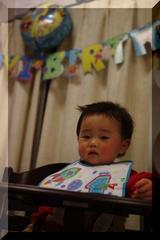 BBオ君 1st BIRTHDAY PARTY