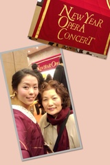 NHK『NEW YEAR OPERA CONCERT 』