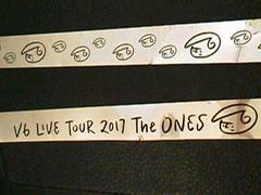 V6 LIVE TOUR 2017 The ONES☆名古屋初日公演レポ(8/11)・2