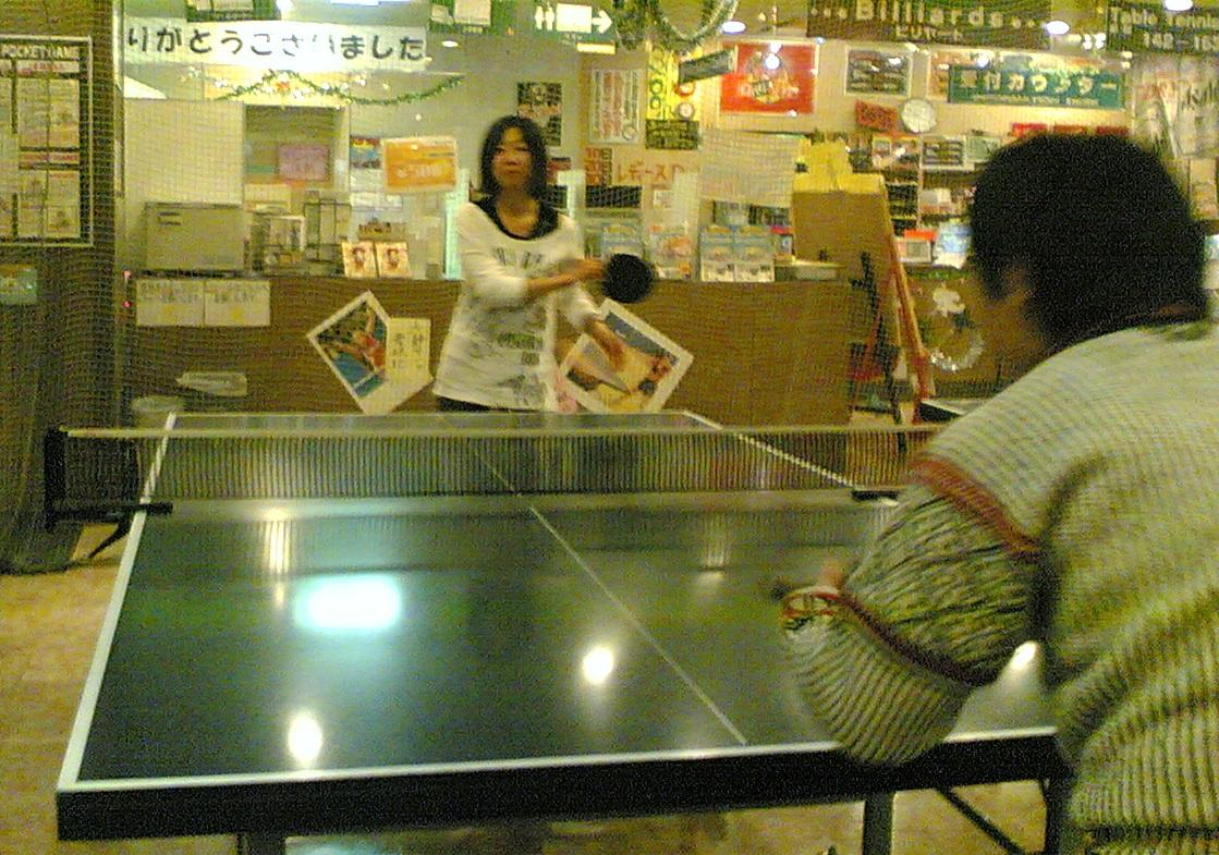 14'th meeting 〜 ping-pong